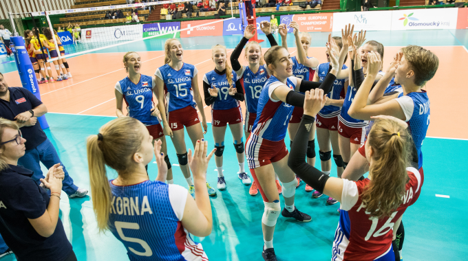 DVOJROZHOVOR: Neporažené šternberské kadetky bojovaly  o mistrovství Evropy