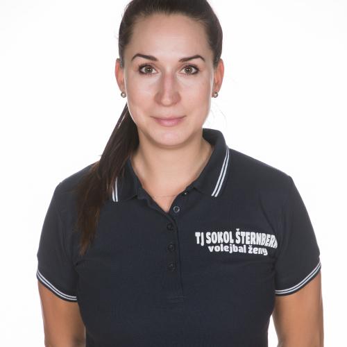 Markéta Janečková: asistentka trenéra