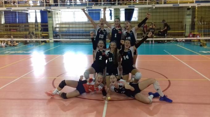 Smíšené družstvo juniorek a kadetek ovládlo Velkou cenu Přerova