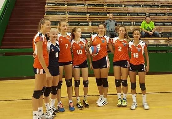 Šternberské juniorky ovládly Open přebor České obce sokolské 2015