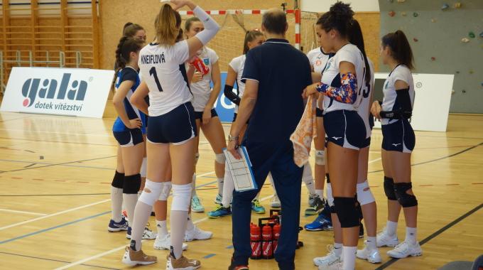 Liberec byl nad síly našich děvčat, body zůstaly na severu Čech