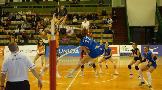 Senzace byla blízko: čtvrtfinále poháru prohráváme v Olomouci až v tiebreaku