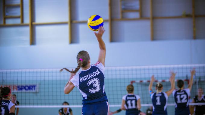 Šternberské juniorky míří do bojů o medaile