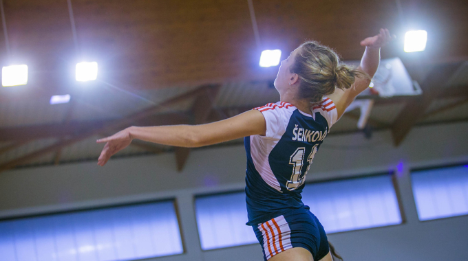 Kadetky Šternberka ovládly poslední nadstavbový turnaj  a vyhlíží ligové finále