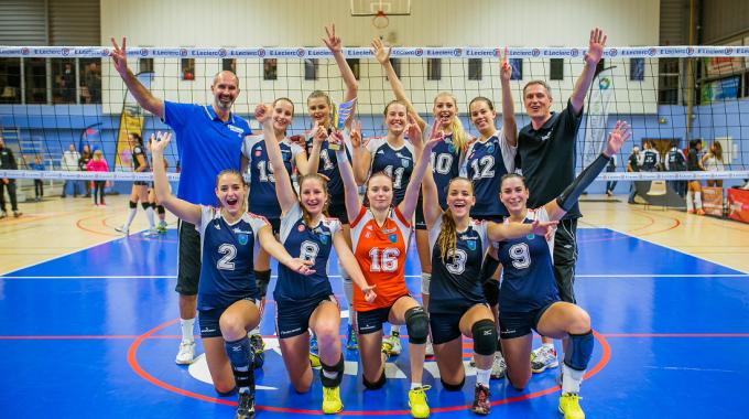 Sokol Šternberk na startu nové sezony: mladinký kádr, jenž už ale jednu výhru má