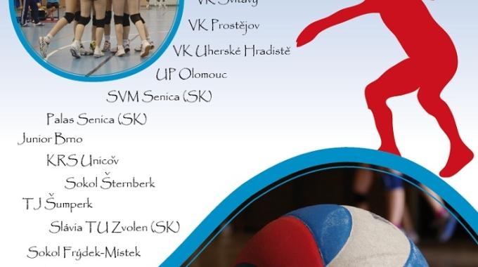 Žačky Sokola se zúčastní mezinárodního turnaje v Olomouci. Podpoříte je i vy?