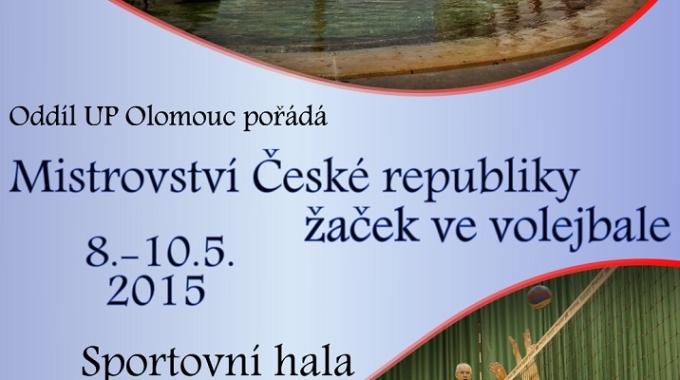 V Olomouci se uskuteční mistrovství republiky žaček. Přijďte se podívat